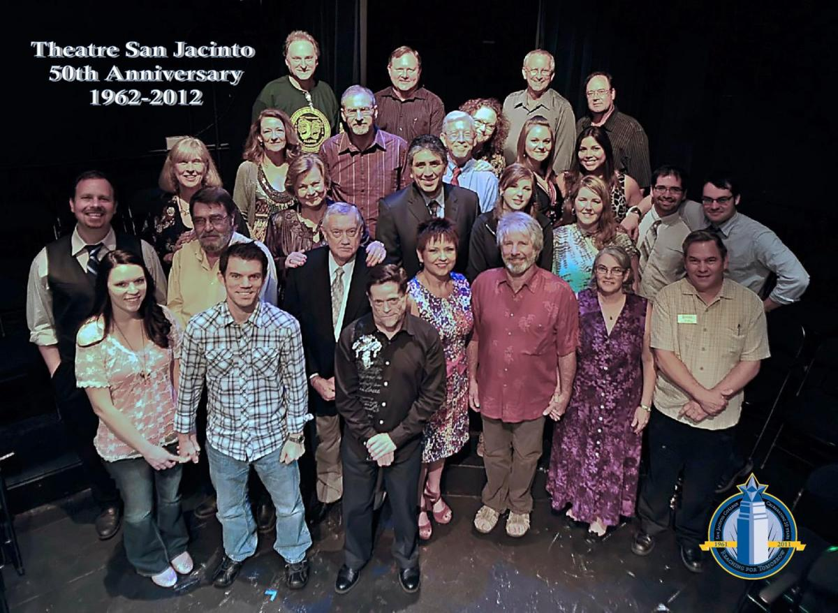Theatre San Jacinto 50th Anniversary Celebration