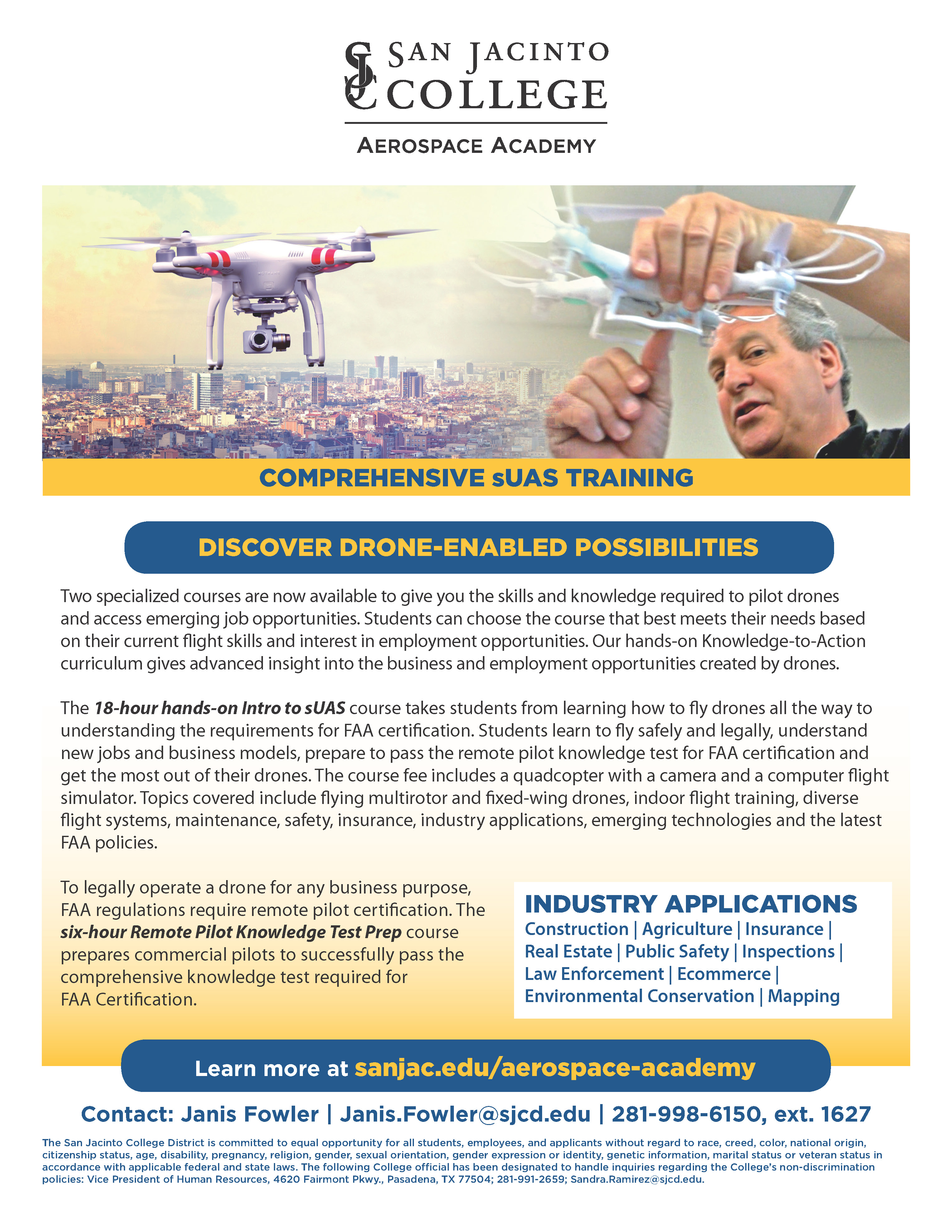 Aerospace Commercial Drone class