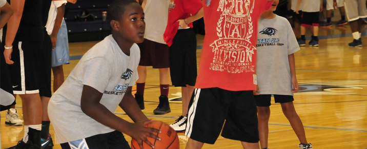 San Jacinto College to host summer basketball camp