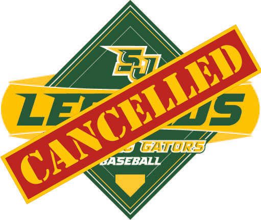 San Jac baseball Legends game and tournament cancelled