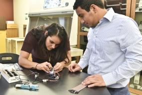 Student Spotlight: Yomara Rojo Avalos and Carlos Beltran De Paz