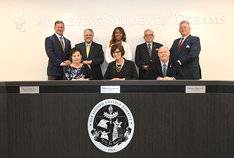 SJC Board of Trustees