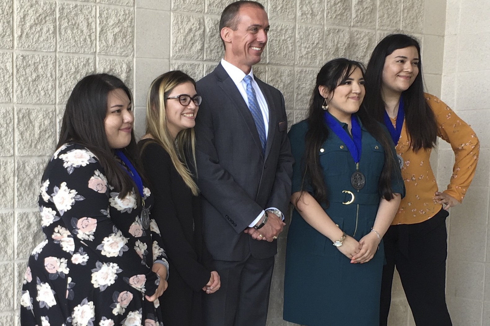 94 Clear Horizons Early College High School seniors earn associate degrees