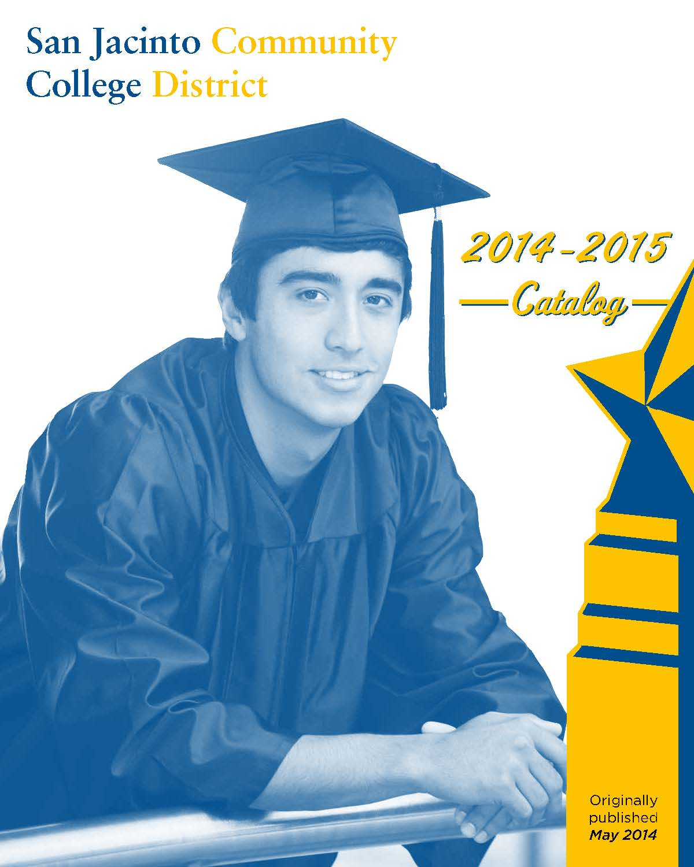 2014-2015 Course Catalog