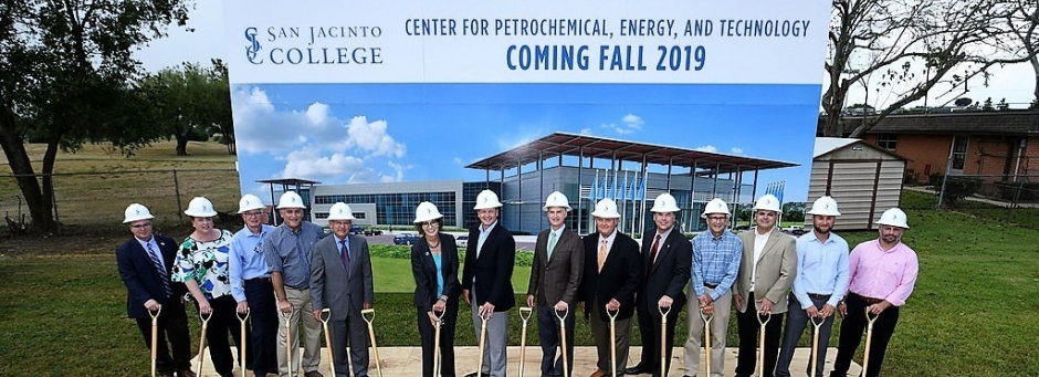 Groundbreaking for CPET