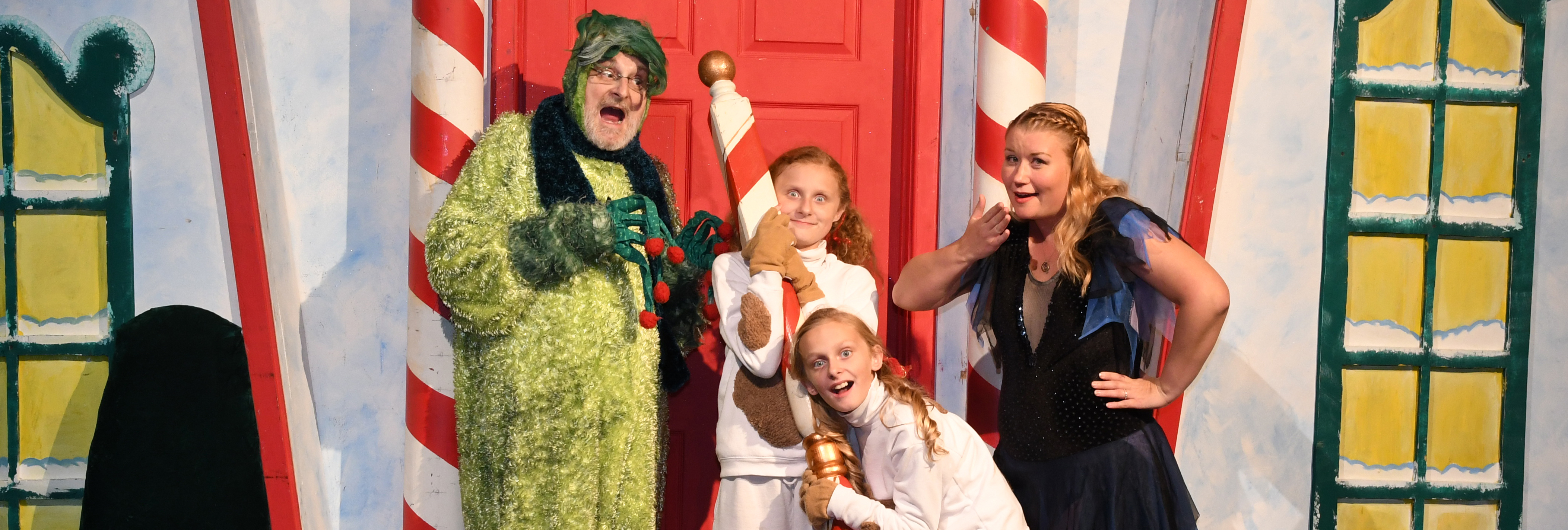 San Jacinto College invites the public to 23rd annual Christmas play