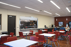 Galley Dining Room