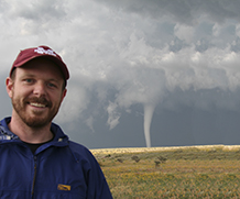 Tornado storm chaser to present at San Jacinto College