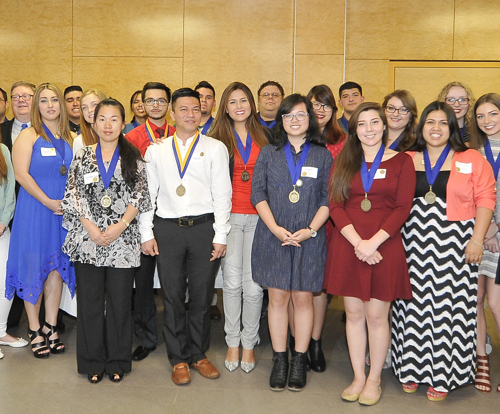 Honors program recognizes graduates