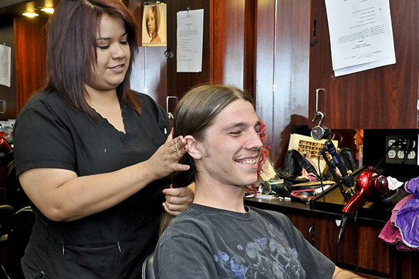 Locks of Love returns to San Jacinto College