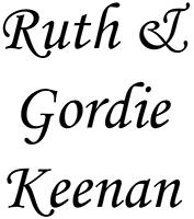 Ruth & Gordie Keenan