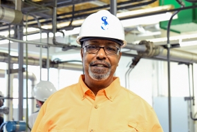 San Jac's Jackson shares over 40 years experience in petrochemical field