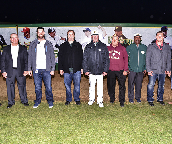 MLB stars, former players honored by San Jacinto College