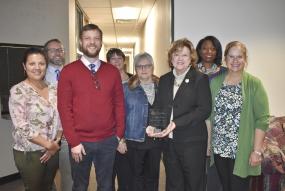 College named 2018 Math Pathways Exemplar Award recipient
