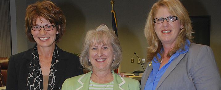 O'Brien honored for outstanding leadership