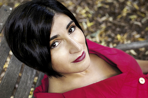 Through the comedy looking glass: Social justice comedian Negin Farsad to visit San Jacinto College