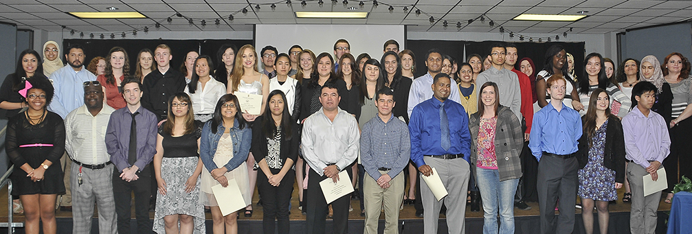 61 new members join international honor society