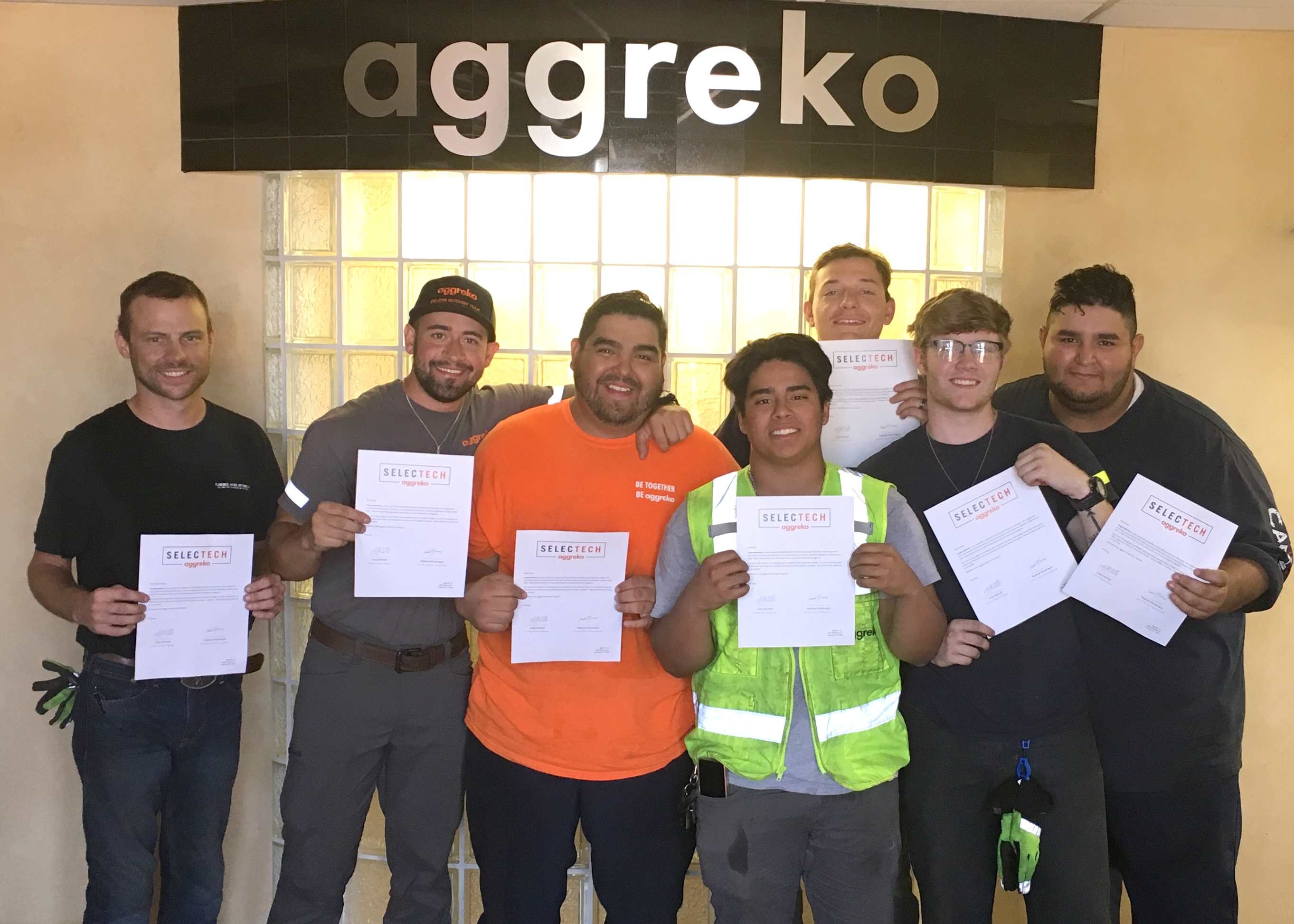 San Jacinto College Partners with Aggreko SelecTech Program
