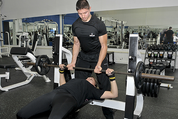 College introduces new personal trainer program