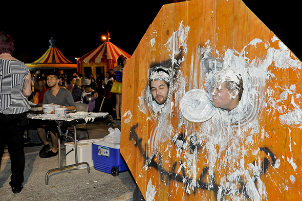 Fall Fest features new tricks and treats