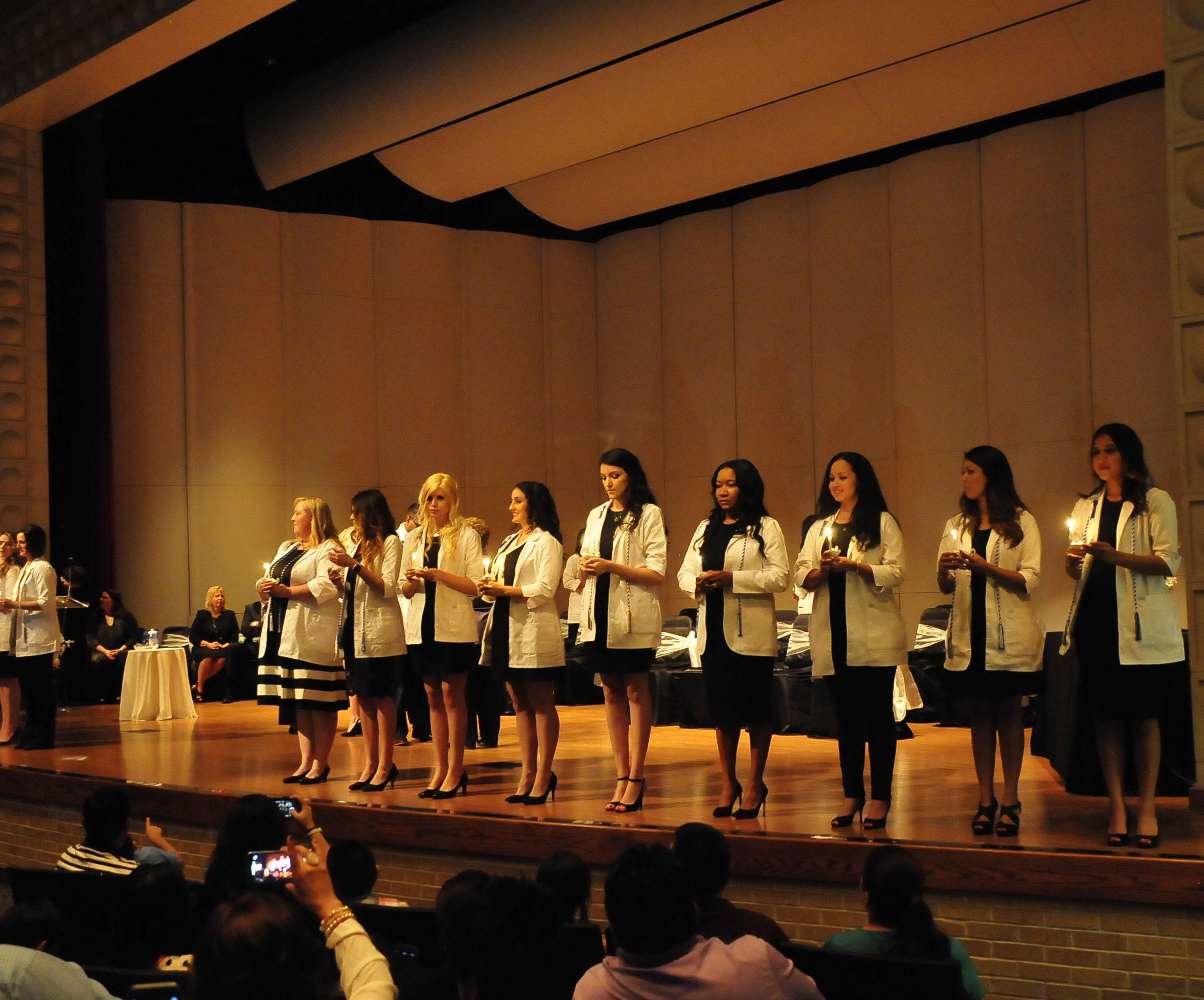 New nurses graduate from San Jacinto College