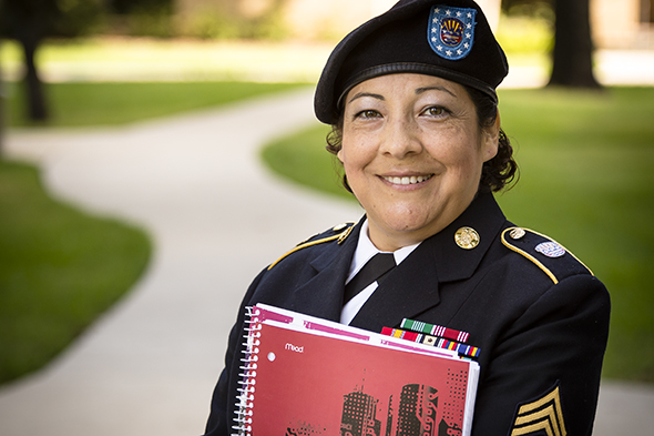 College makes fifth appearance on Military Friendly Schools list
