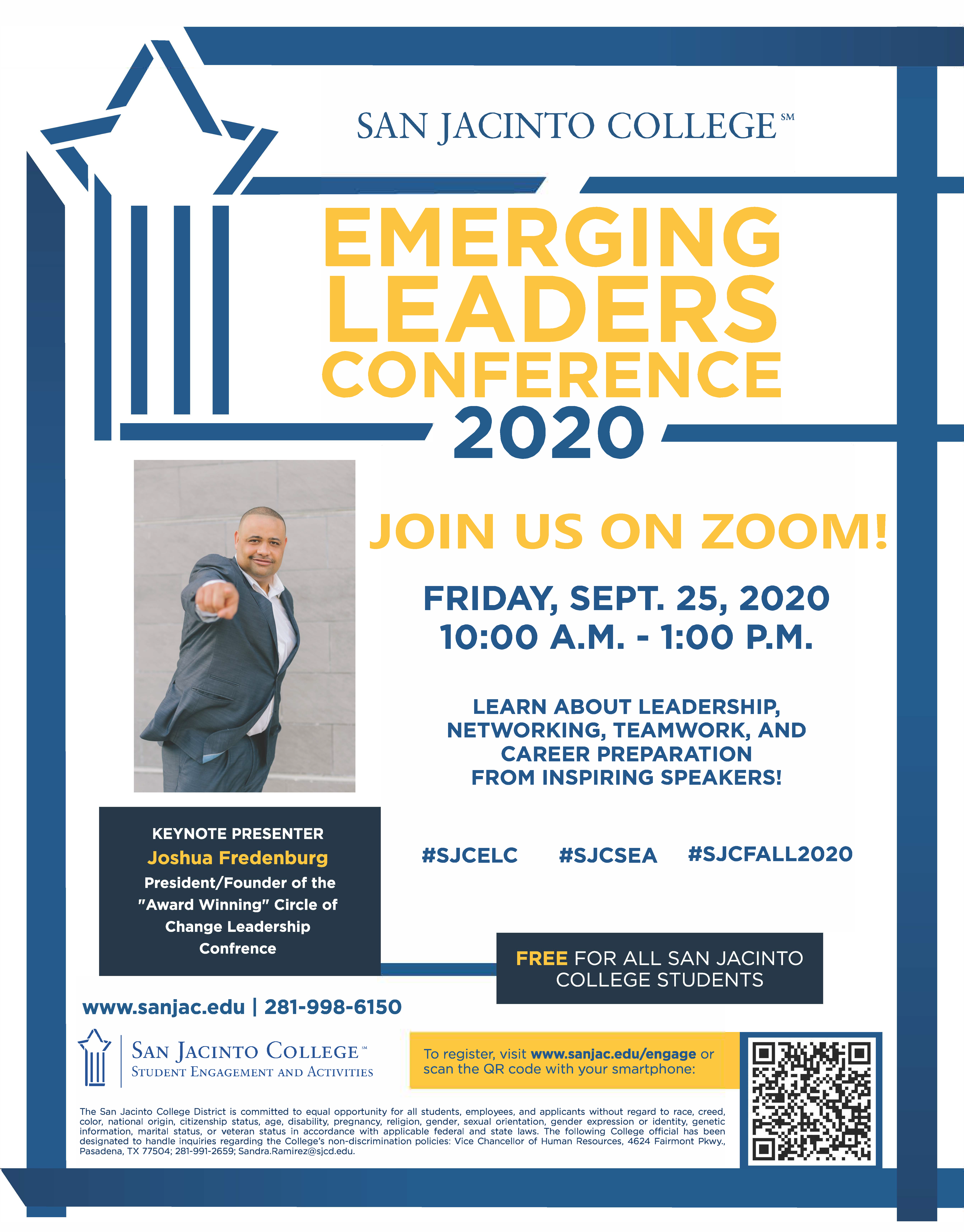 Emerging Leaders Conference Fall 2020