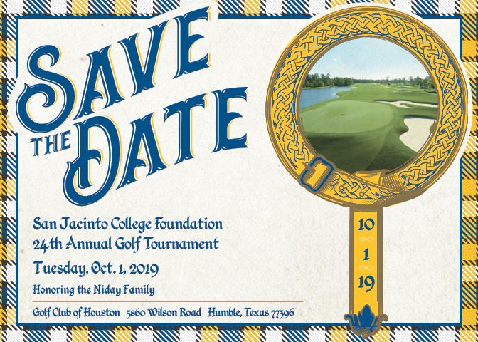 Foundation Golf Tournament Save the Date