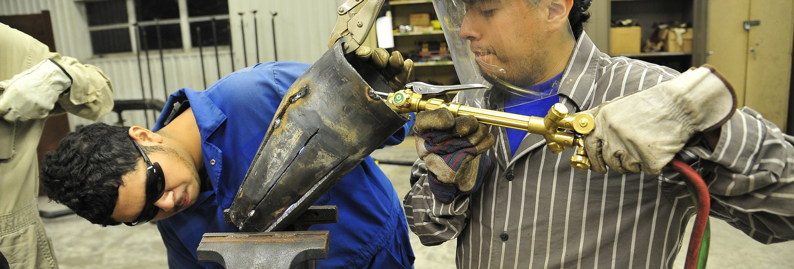 Nccer Certified Courses Available In Pipefitting Welding And