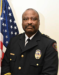 Bruce Caldwell, Police Chief