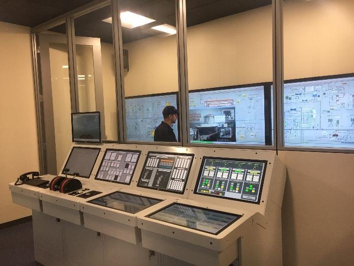 Kongsberg Neptune Engine Room Simulation suite3