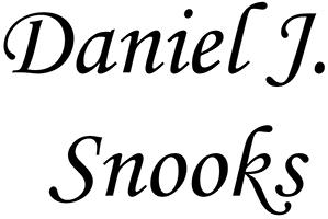 Daniel Snooks