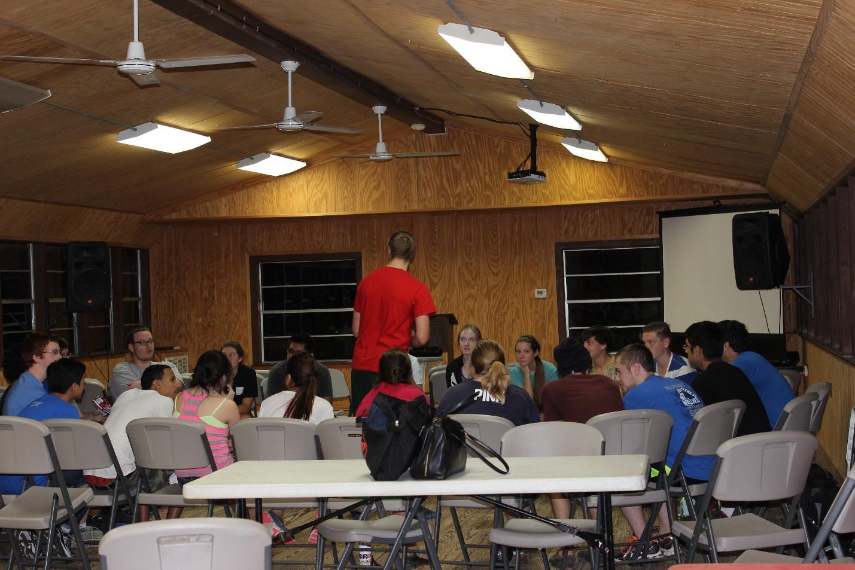 Camp Cho-Yeh Retreat | San Jacinto College