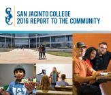 Report to the Community 2016