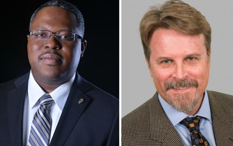 Okwonna, Knight named San Jacinto College provosts