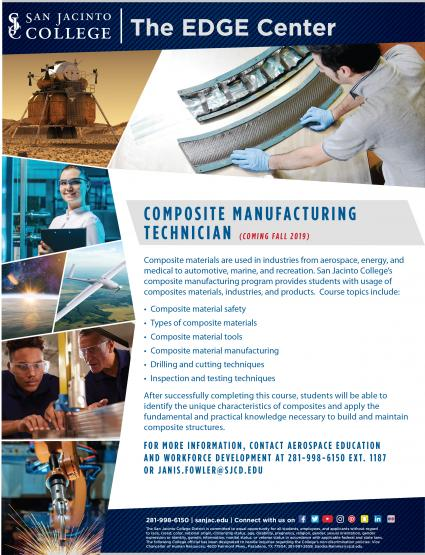 Composite Manufacturing Technician