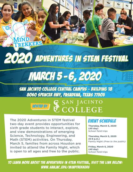 San Jac Collge Christmas Break For 2020 Mind Trekkers | San Jacinto College