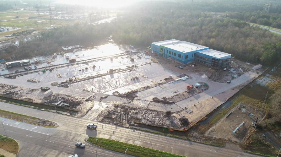 generation park campus construction photo aerial 1-28-20-2