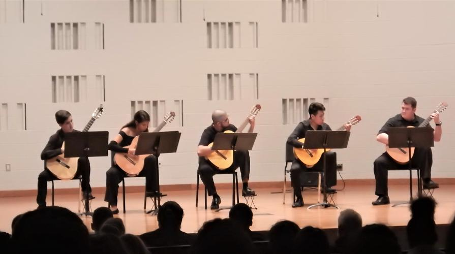 SJCC Guitar Ensemble