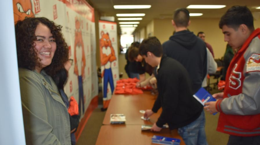 SHSU Transfer Event for Criminal Justice