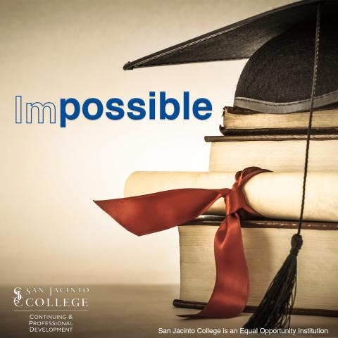 GED I'm Possible