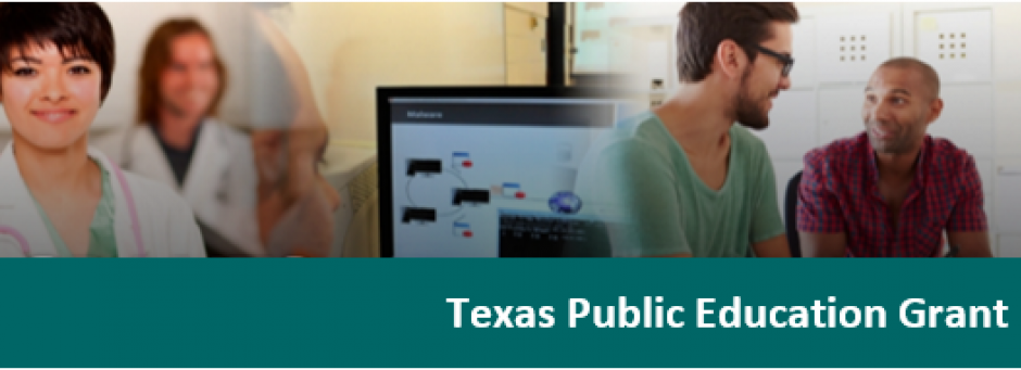 Texas Public Education Grant
